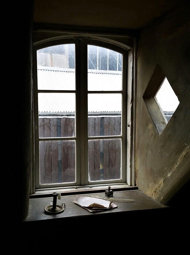 Andersen's window