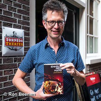 Johan Bakker boekpresentatie - (c) Ron Beenen voor website