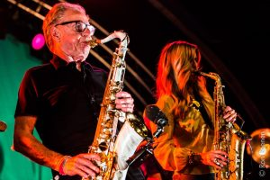 Dulfer Plays Blues