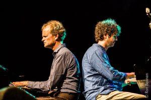 Bert van den Brink & Nicola Andrioli
