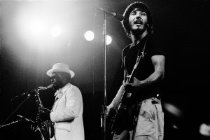 The E Street Band in Amsterdam 1975