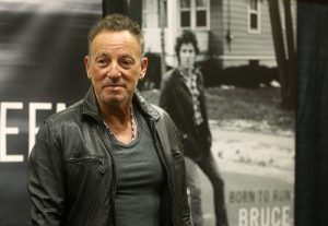 Bruce Springsteen plus book cover