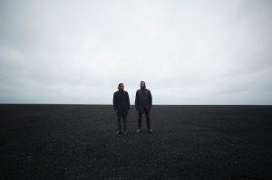 Johan Lager & Myles O'Mainian
