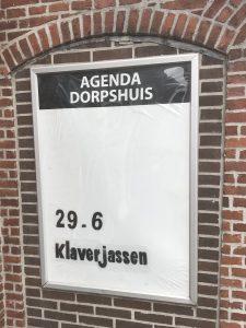 Agenda Dorpshuis