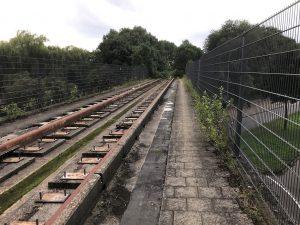 Crossing Horvathweg