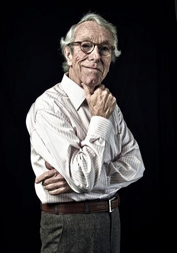 Portret Louis van Dijk