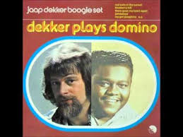 Jaap Dekker and Fats Domino