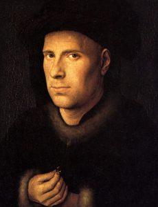 Portret van Jan de Leeuw