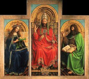 De Moeder, De Vader en Johannes