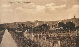Westeinde 100 jaar geleden