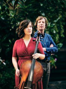 Anastasia Feruleva en Frank van der Laar